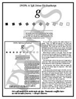 La page de test de Tomas Rokicki